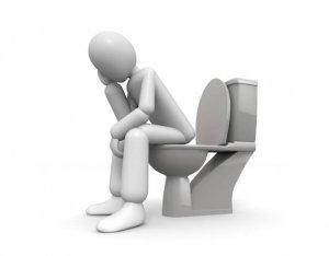 トイレ悩む
