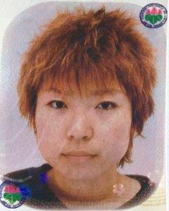 20歳明楽パスポート写真