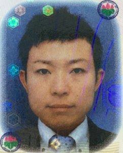 30歳明楽パスポート写真