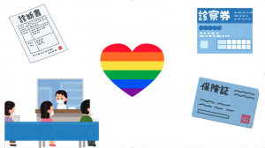 LGBTと医療機関